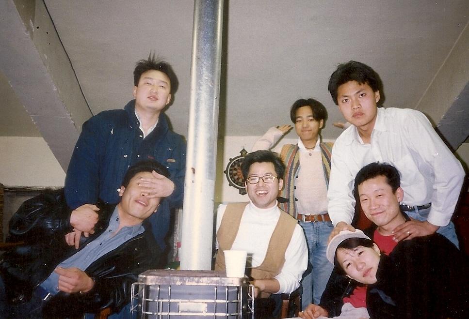"""1996년 3월 8~10일 - """"자살"""" 공연기간"""